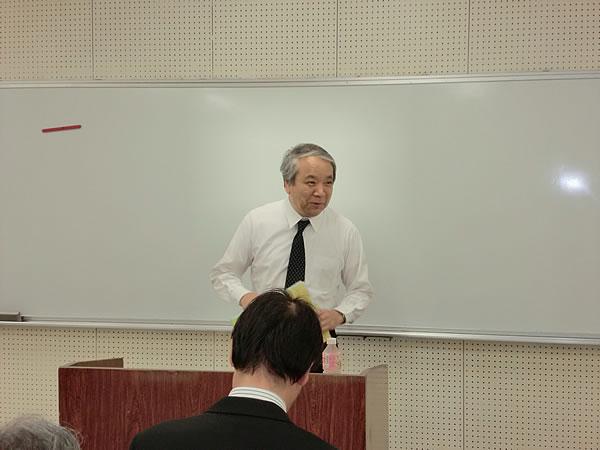 講師:岡田洋先生