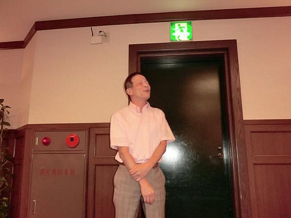 佐田野副会長