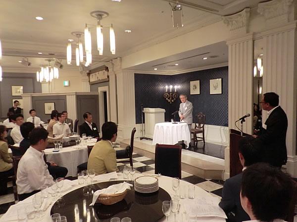 講師:和田会長