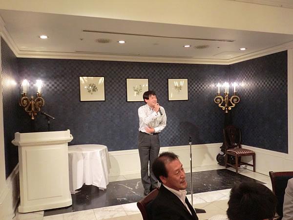 中締:高野副会長