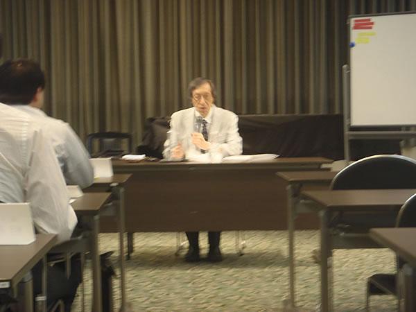 BC講師例会 丸山弁護士