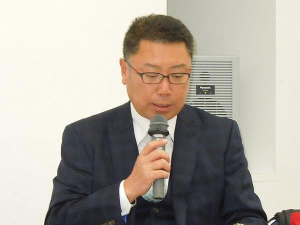 司会 山元 総務部会長