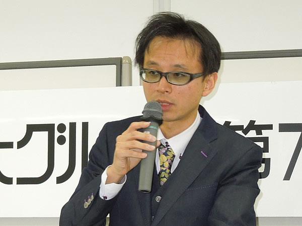 松浦 企画部会長