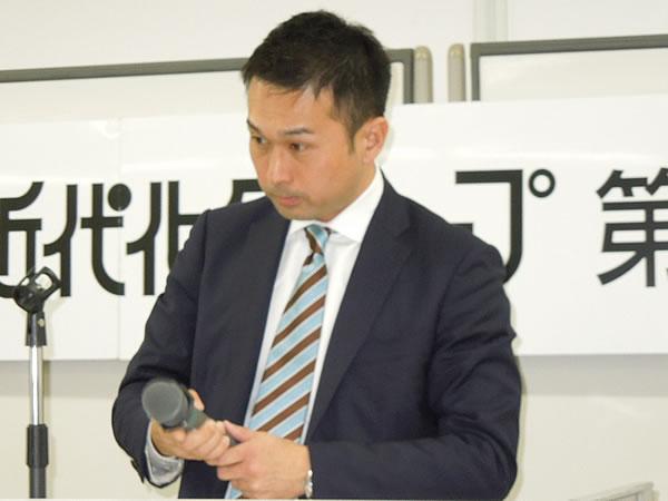 原井 地価動向調査部会長
