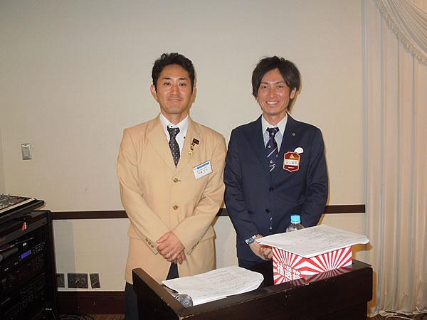 司会 村上 様&RPG舛岡 様