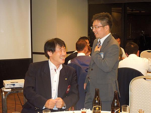 高野会長&RPG梶尾会長