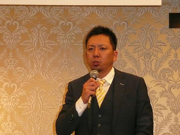 H29年安部活性化部会長