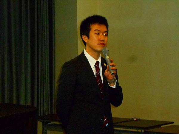 武知弁護士の先生講演