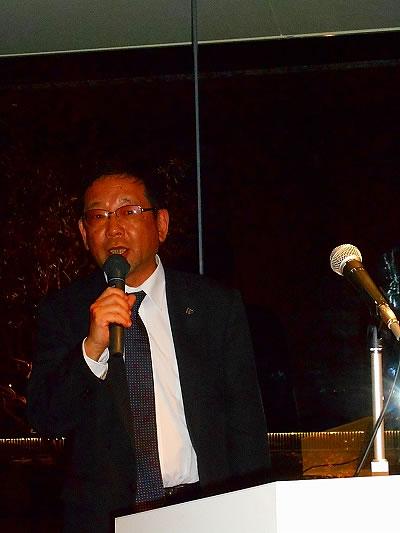 三木副会長挨拶