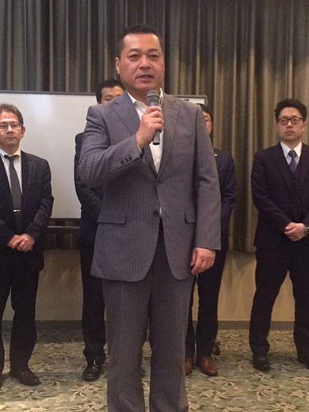 安田次期副会長
