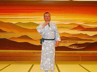 安田副会長